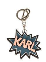 Porte-clefs Karl lagerfeld Noir key chains 66KW3809