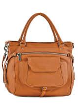Top Handle Soft Vintage Nova Leather Lancaster Brown soft vintage nova 5767