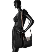 Shoulder Bag Kba Cloute Lancaster Black kba cloute 00516-20-vue-porte