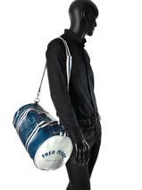 Messenger Bag Fred perry authentic L4305-vue-porte