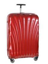 Hardside Luggage Cosmolite Samsonite Red cosmolite V22304