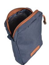 Crossbody Bag Kuts Blue fashion BZIP-vue-porte