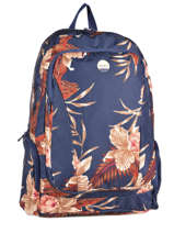 Backpack 3 Compartments + 15'' Pc Roxy Blue back to school JBP03275