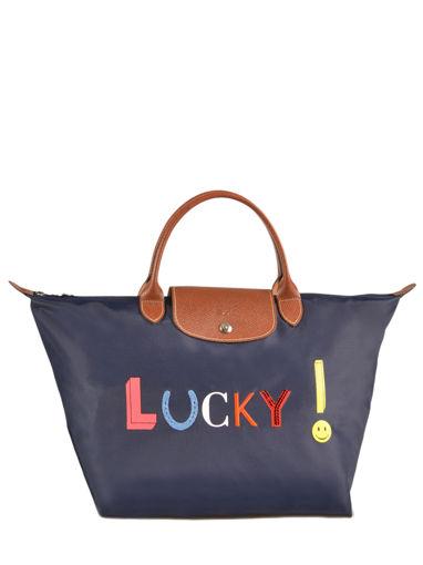 Longchamp Handbag Blue