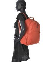 Backpack Jump Red 4433A-vue-porte