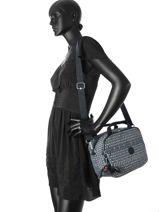 Beauty Case Softside Kipling basic travel 13860-vue-porte