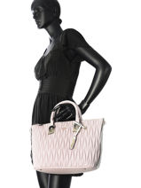 Sac Porté Main Keegan Guess Rose keegan VG662006-vue-porte