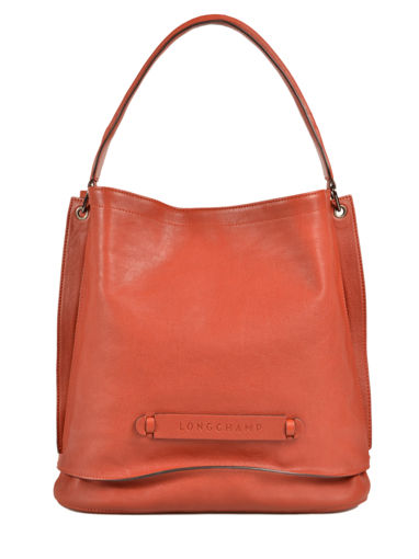 Longchamp Longchamp 3d Hobo bag Red
