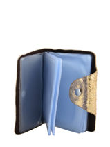 Card Holder Miniprix Gold card case 6787CK-F-vue-porte
