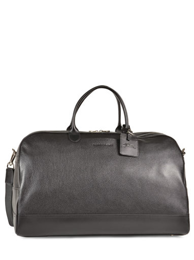 Longchamp Le foulonné Travel bag Black