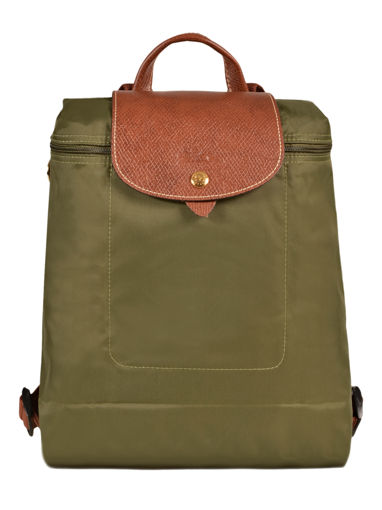Longchamp Backpack Gray