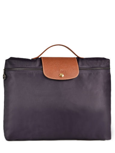 Longchamp Briefcase Red