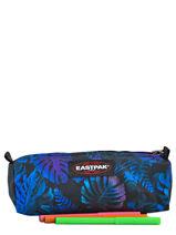 Trousse 1 Compartiment Eastpak Bleu access K298-vue-porte