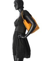 Longchamp Sacs porté travers-vue-porte