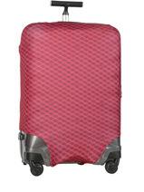 Housse Valise Samsonite Rouge accessoires U23223-vue-porte