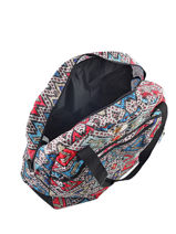 Travel Bag Luggage Roxy Multicolor luggage RJBL3076-vue-porte