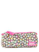 Trousse 1 Compartiment Superdry Multicolore accessories U98001NO