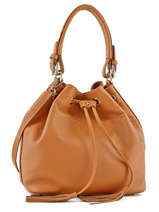 Purse  Leather Milano Brown 9178