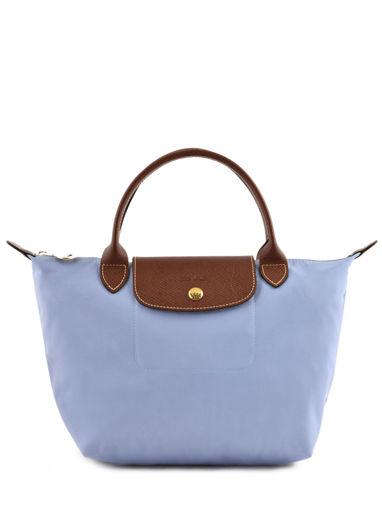 Longchamp Le pliage Handbag Blue