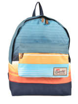 Sac à Dos 1 Compartiment Quiksilver Bleu backpacks QYBP3337