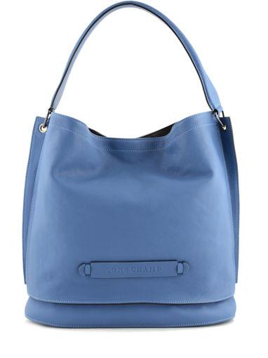 Longchamp Longchamp 3d Besace Bleu