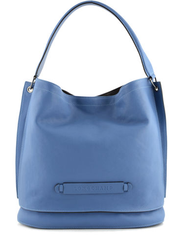 Longchamp Longchamp 3d Hobo bag Blue