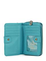 Wallet Desigual Black new slatter 71Y9EA2-vue-porte