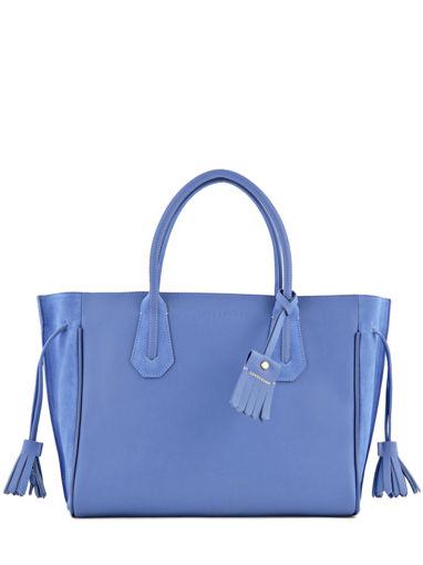 Longchamp PÉNÉLOPE FANTAISIE Sac porté main Bleu