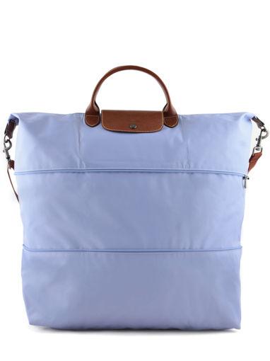 Longchamp Le pliage Sac de voyage Bleu