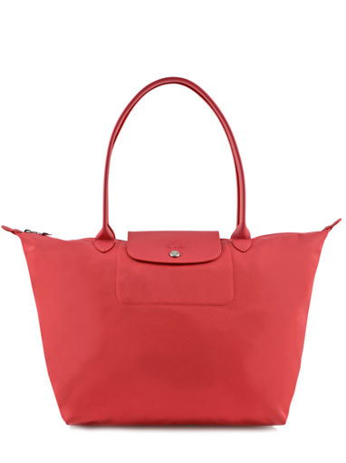 Longchamp Le pliage neo Messenger bag Red