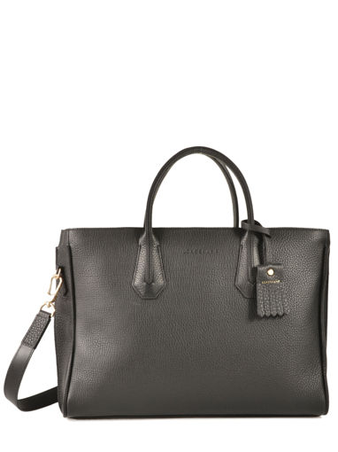 Longchamp Pénélope Serviette Noir