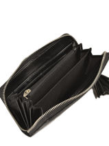 Wallet Desigual Black crux 72Y9GH9-vue-porte