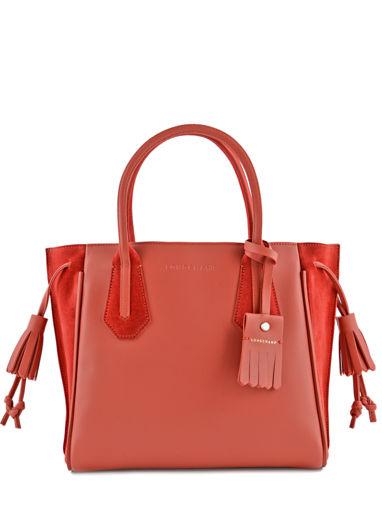 Longchamp PÉNÉLOPE FANTAISIE Handbag Red