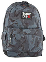 Backpack 1 Compartment Superdry Violet backpack M91001NO