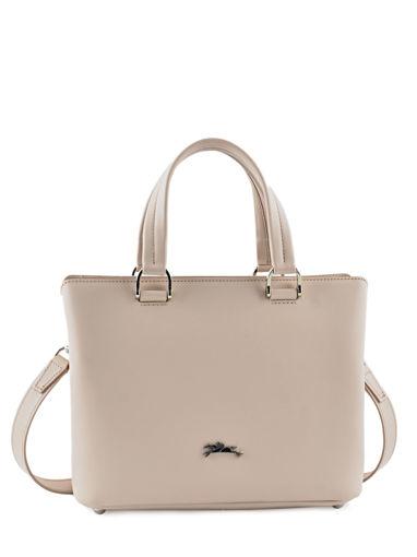 Longchamp Honoré 404 Handbag Beige