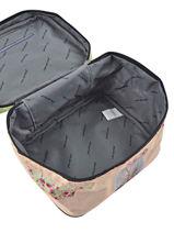 Beauty Case Teo jasmin Beige jasmine liberty JAS641LI-vue-porte