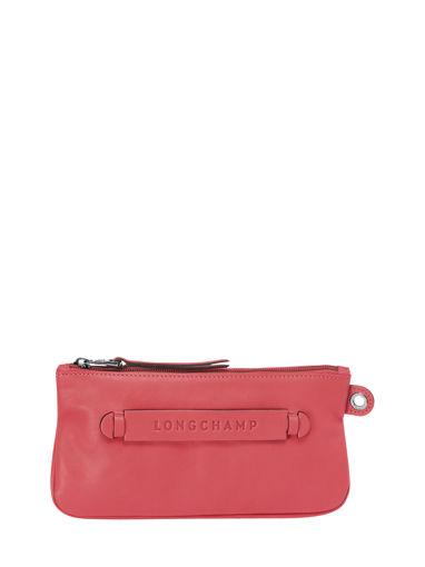 Longchamp Longchamp 3d Pochette/trousse Rouge