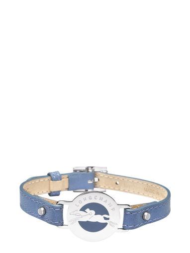 Longchamp Le pliage cuir Jewelry Blue