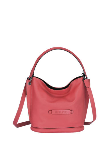Longchamp Longchamp 3d Sac porté travers Rouge