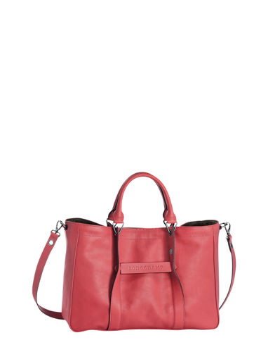 Longchamp Longchamp 3d Sac porté main Rouge