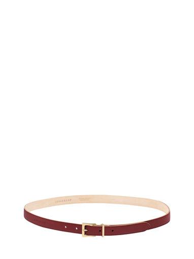Longchamp Le pliage héritage Ceinture Rouge