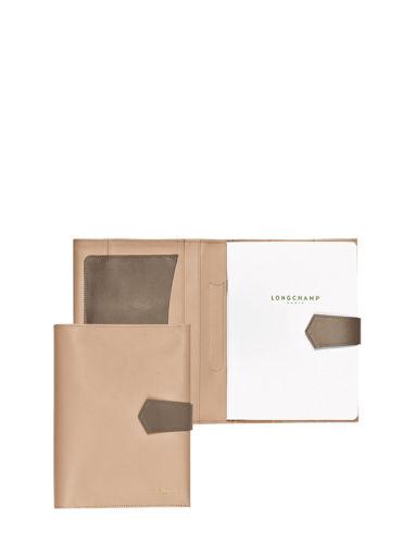 Longchamp Longchamp 2.0 Ipod case / cd holder Beige