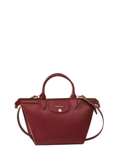 Longchamp Le pliage héritage Handbag Red