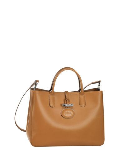 Longchamp Roseau héritage Handbag Beige