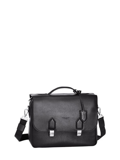 Longchamp Briefcase Black