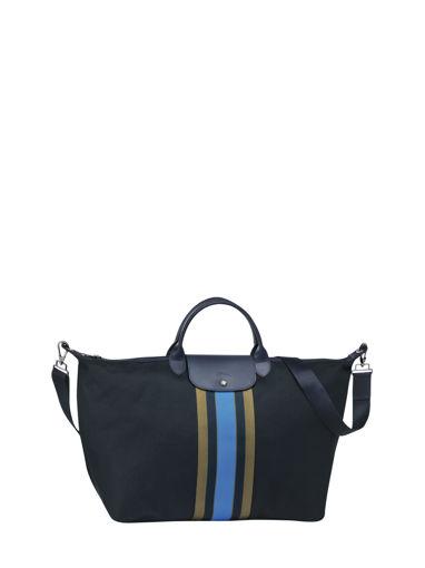 Longchamp Travel bag Blue