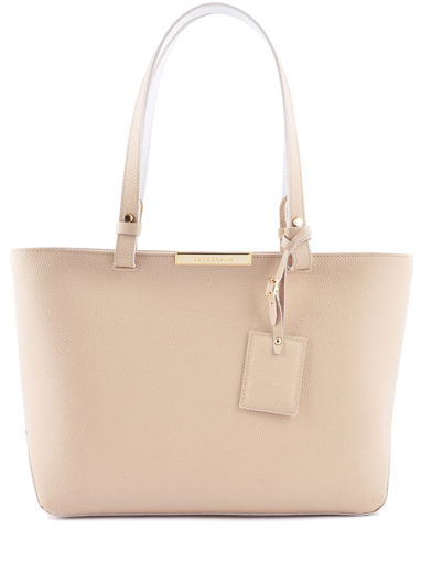 Longchamp Le Foulonné City Sac porté travers Beige