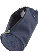 Toiletry Kit Eden park Blue casual sport 9TTE0001-vue-porte