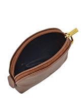 Purse Leather Yves renard Brown foulonne 29365-vue-porte