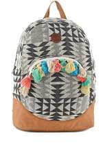 Backpack 1 Compartment Roxy Multicolor backpack RJBP3441